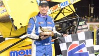 Dave Blaney held off Donny Schatz to score the Arctic Cat All Star Circuit of Champions Sprint Car feature win as part of Wednesday night's DIRTcar Nationals action at Volusia […]
