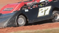 David Smith of Inman, SC held off a spirited challenge from Cale Conley of Vienna, WV to win the 50-lap Round 5 of the RockAuto.com Winter Shootout for the NeSmith […]