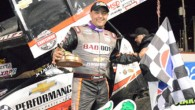 Donny Schatz battled through the field to win the Arctic Cat All Star Circuit of Champions feature portion of Thursday night's DIRTcar Nationals at Volusia Speedway Park in Barberville, FL. […]