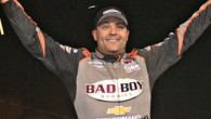 Logan Schuchart led a race high 30 laps but fell victim to a hard-charging Donny Schatz, who climbed from the ninth starting position to take the lead and score the […]