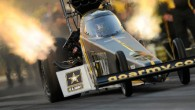 Tony Schumacher raced to the No. 1 qualifying position in Top Fuel Friday at the Circle K NHRA Winternationals at historic Auto Club Raceway at Pomona. Robert Hight (Funny Car) […]