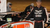 Dale McDowell took the lead from Donald Bradsher with four laps to go in Saturday night's Southern Nationals Series opener and went on to take the win at Wythe Raceway […]