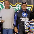Delbert Smith of Wichita, KS opened the NeSmith Chevrolet Weekly Racing Series season at Salina Speedway in Salina, KS with an overall week four win on Friday night in the […]