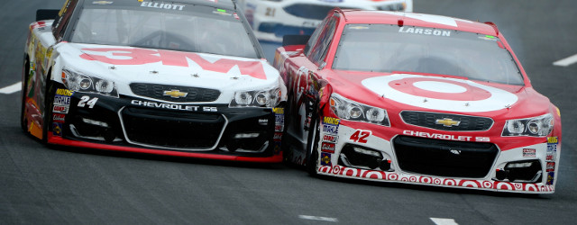 You didn't need a test or a complicated data set to understand the effects of NASCAR's trend toward lower downforce in the NASCAR Sprint Cup Series. The empirical evidence was […]
