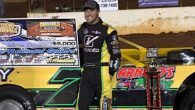Donald McIntosh beat out Mike Marlar to score his first career Southern Nationals Bonus Series victory Saturday night in the Plateau 50 at Crossville Speedway in Crossville, TN. The win […]