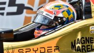 The bedlam at the close of first-day qualifying for the 100th running of the Indianapolis 500 was exemplified by Mikhail Aleshin, who left pit lane for his third attempt of […]