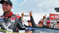 Chase Briscoe got the best of Dalton Sargeant on the final restart inside of 30 laps to go, then drove away to win the Herr's Potato Chips 200 Sunday afternoon […]