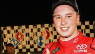 A gutsy decision to use the bottom lane for a restart with two laps to go paid off for Christopher Bell, who earned his second career NASCAR Camping World Truck […]
