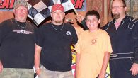 Frankie Beard held off a strong field of competitors to take the SECA Crate Late Model victory at Hartwell Speedway in Hartwell, GA on Saturday night. Beard beat out Adam […]