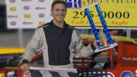 A driver whose family has a strong history in stock car racing made a trip to victory lane at Anderson Motor Speedway on Friday night. Robbie Allison scored his second […]