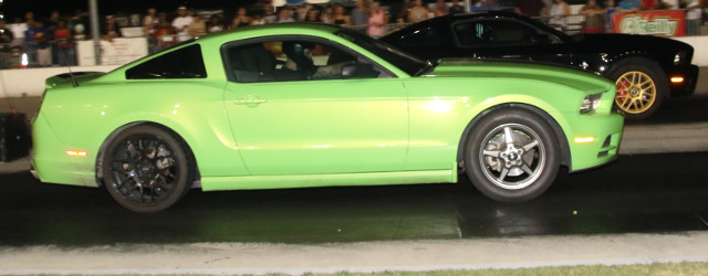 The 2016 season of O'Reilly Auto Parts Friday Night Drags reached its midpoint with Week 8 action on the pit lane drag strip at Atlanta Motor Speedway last Friday night. […]
