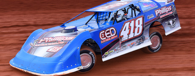 Ashley Poole drove to the front of the Limited Late Model feature on Saturday night at Hartwell Speedway, then went on to score the victory at the Hartwell, GA raceway. […]