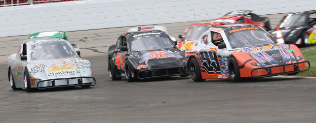 Drivers from eight states converged on Atlanta Motor Speedway for the 21st annual Bandolero Nationals over the weekend. Despite fourth place and second place finishes respectively, D.J. Canipe captured the […]