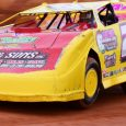 Frankie Beard raced to the front of the SECA Crate Late Model field at Georgia's Hartwell Speedway Saturday night, and held on to score the feature victory. Beard held Danny […]
