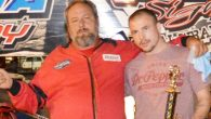 Gus Simpson held off David McCoy to take the victory in Saturday night's Limited Late Model feature at Toccoa Raceway in Toccoa, Georgia. Simpson made his way to the front […]