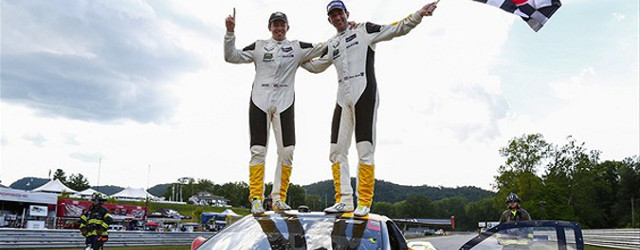 Tommy Milner and Oliver Gavin gave Corvette Racing its 100th sports car racing victory and led the team's 60th 1-2 sweep in Saturday's IMSA WeatherTech SportsCar Championship Northeast Grand Prix […]