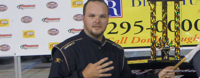 The Mini-Stock division took center stage on Friday night at Anderson Motor Speedway in Williamston, South Carolina, and B.J. Thrasher drove into the spotlight. Thrasher held off Chad Campbell to […]
