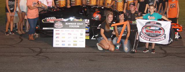 In order to win a championship at North Carolina's historic Bowman Gray Stadium, you have to do a lot of things right. You have to have a fast race car, […]