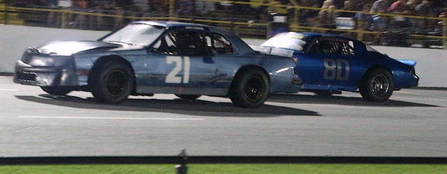James Horner and Jonathon Belfiore stole the show at Carteret County Speedway in Swansboro, North Carolina on Saturday night and it was Horner who stole the victory. Belfiore and Horner […]