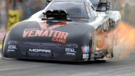 Two-time Funny Car world champion Matt Hagan rocketed to the No. 1 qualifier Saturday with a world record performance at the Lucas Oil NHRA Nationals at Brainerd International Raceway. Antron […]