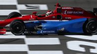 Mikhail Aleshin made Indy car history, becoming the first Russian driver to win a pole position in Verizon P1 Award qualifying for the ABC Supply 500 at Pocono Raceway. The […]