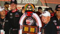 Austin Cindric, on a gutsy call from his crew chief Brian Wilson, drove to victory lane Friday night at Kentucky Speedway, becoming the eighth different first-time ARCA Racing Series winner […]