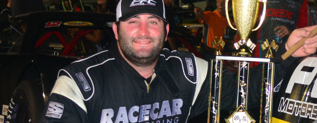 Bubba Pollard had not raced on pavement in close to two months, but that didn't slow him down at all on Saturday night in the 150-lap Southern Super Series season […]