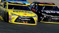 For all appearances, Matt Kenseth and Martin Truex, Jr. were going to settle Sunday's Bad Boy Off Road 300 between them. Truex led a race-high 141-of-300 laps at New Hampshire […]