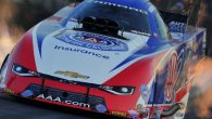Robert Hight sprinted to the provisional No. 1 qualifier in Funny Car Friday at the AAA Insurance NHRA Midwest Nationals at Gateway Motorsports Park. Richie Crampton (Top Fuel), Greg Anderson […]