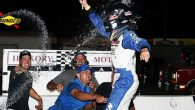 Defending PASS South Super Late Model Champion Tate Fogleman prevailed in a race-long battle with Chris Dilbeck to capture his first career series win in the Catawba Valley 150 on […]