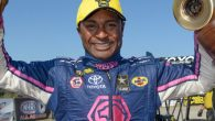 Antron Brown furthered his points lead in Top Fuel on Sunday by racing to victory at the AAA Texas NHRA FallNationals. Matt Hagan (Funny Car), Drew Skillman (Pro Stock) and […]
