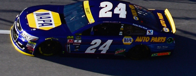 In a sense, Chase Elliott comes to Talladega Superspeedway with the greatest amount of freedom, simply because he has the largest challenge to overcome and the narrowest path to do […]