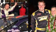 Glen Luce earned a trip to victory lane the hard way, driving from 29th starting position to victory lane Saturday on PASS North Super Late Model Championship Day at Oxford […]