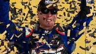Kyle Busch's domination of Saturday's Kansas Lottery 300 at Kansas Speedway was about the only predictable thing that happened in the first race of the Round of 8 in the […]