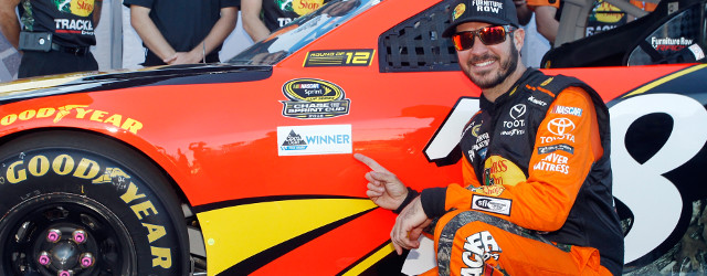 Just 13 points to the good entering Sunday's Round of 12 cutoff race in the Chase for the NASCAR Sprint Cup, Martin Truex, Jr. gave himself as much of a […]