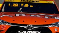 In his rear-view mirror, Carl Edwards saw his shot at the NASCAR Sprint Cup Series championship dissolving. On a restart with 10 laps to go in the Ford EcoBoost 400 […]