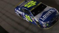 All Jimmie Johnson and crew chief Chad Knaus wanted was another shot, and when Dylan Lupton hit the turn 2 wall on Lap 252 to bring out the fifth caution […]