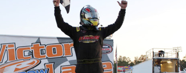 Lee Pulliam looked like he was on his way to a second consecutive Thanksgiving Classic victory at Southern National Motorsports Park on Sunday evening, but a late race caution set […]
