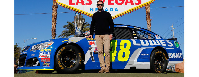 If Jimmie Johnson's stature as an athlete has grown since he won a record-tying seventh NASCAR Sprint Cup Series championship on Nov. 20 at Homestead-Miami Speedway, he hasn't noticed a […]