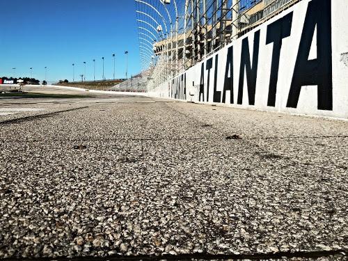 Atlanta Motor Speedway Set To Repave In 2017
