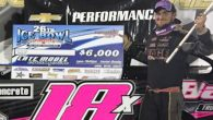Michael Page drove to the lead on the opening lap of Sunday's Ice Bowl Super Late Model feature at Talladega Short Track in Eastaboga, Alabama, and went on to score […]