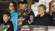Chris Madden made the move for the lead with five laps to go in Saturday night's World of Outlaws Craftsman Late Model Series feature at Sylvania, Georgia's Screven Motor Speedway, […]