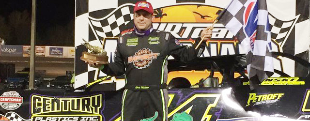 Chris Madden made the pass for the lead just before the halfway mark in Monday night's DIRTcar Nationals, and drove on to score the DIRTcar Late Model win and a […]