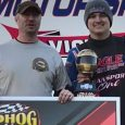 Cory Hedgecock drove to the victory in Sunday's NeSmith Dirt Late Model Series Groundhog Classic at East Alabama Motor Speedway in Phenix City, Alabama. The win was worth a $2,500 […]