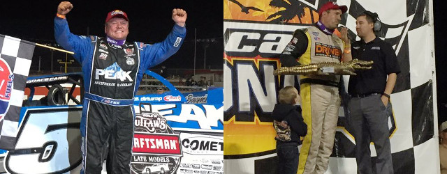 Coming into Saturday night's World of Outlaws Craftsman Late Model Series feature at Florida's Volusia Speedway Park, veteran driver Don O'Neal was one of the biggest names to not have […]
