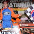 Jacob Hawkins led all 20 laps of Tuesday night's DIRTcar UMP Modified feature to earn the win and his first career Gator trophy and at Volusia Speedway Park in Barberville, […]