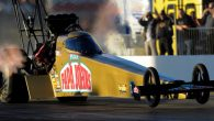 Leah Pritchett set the Top Fuel elapsed-time national record with her second session pass during the 33rd annual NHRA Arizona Nationals at Wild Horse Pass Motorsports Park on Friday. Courtney […]