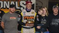 Shane Clanton raced ahead of the competition and through poor visibility to score the victory in Saturday night's World of Outlaws Craftsman Late Model Series race at Florida's Volusia Speedway […]