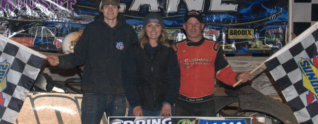 Casey Roberts made the 400 mile haul from his hometown of Toccoa, Georgia to Southern Raceway in Milton, Florida worthwhile over the weekend, as he swept both nights of Southern […]