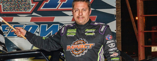 Chris Madden had a dominating performance Friday night in the inaugural Chi-Town Showdown at the Dirt Oval at Route 66 Raceway. Madden started the evening by first setting quick time, […]